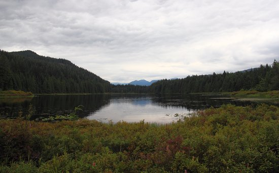 Mission, Canada: View of Rolley Lake