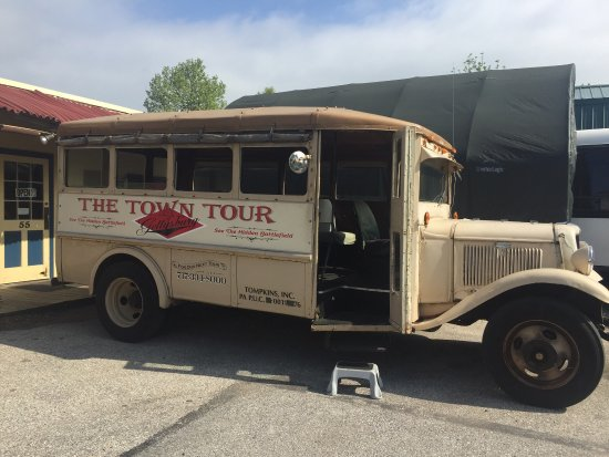 The Historic Tour Company