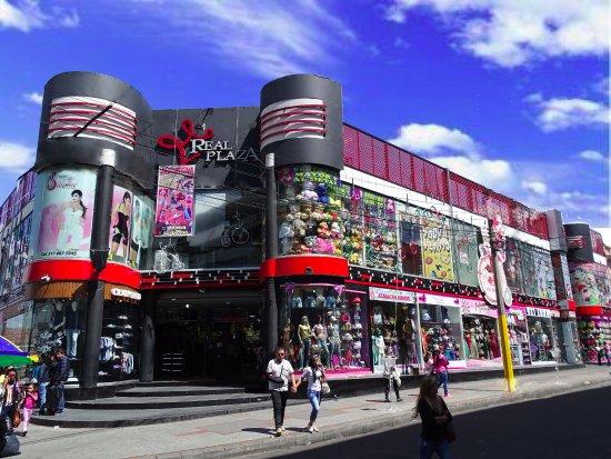 Real Plaza Centro Comercial