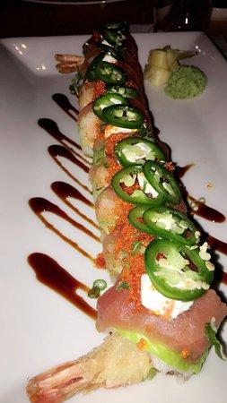 Photo of Japanese Restaurant Douzo Modern Japanese at 131 Dartmouth St, Boston, MA 02116, United States