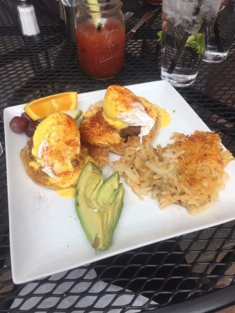Cottonwood, AZ: Eggs Benedict