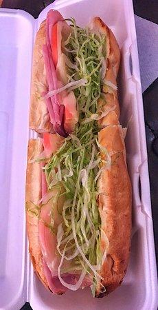 Palmyra, Пенсильвания: Great Sandwiches