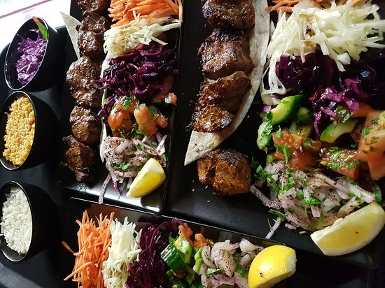 The Meze Turkish Grill, Bromley Restaurant Reviews