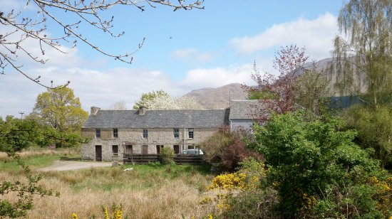 Taynuilt, UK: Accommodation for the workers