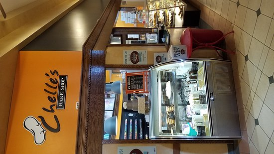 Oswego, Нью-Йорк: Chelle's Bake Shop