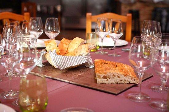 Jerica, Spain: Prueba nuestro delicioso pan casero