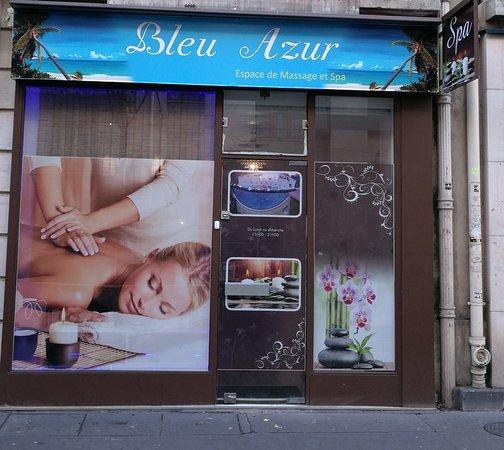 Bleu Azur - Espace de Massage et Spa