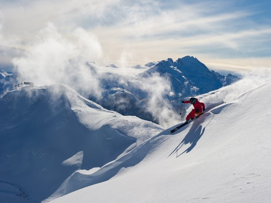 Winter in Whistler Photo by Mike Crane