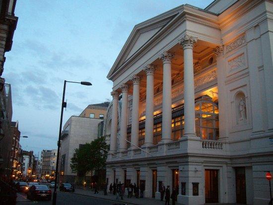 Royal Opera House: Evening.