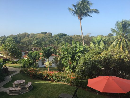 Sugar Cane Club Hotel & Spa: View from room 402