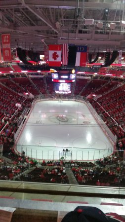 PNC Arena: Pre Game!