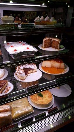 Sweet & Coffee: Good desserts.