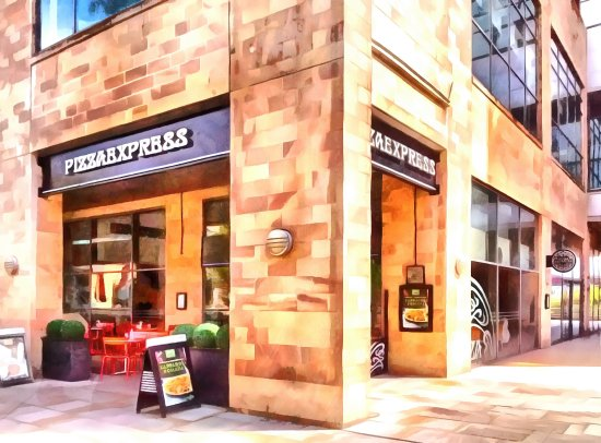 Pizza Express Salford Updated 2020 Restaurant Reviews