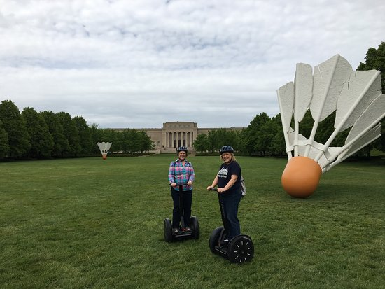 Kansas City Segway Tours