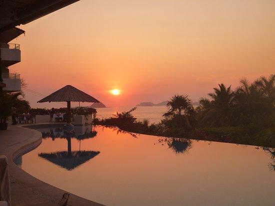 Pacifica Resort Ixtapa: Lobby Pool
