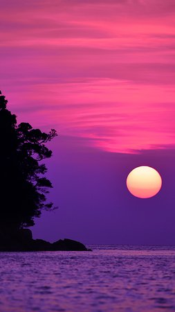 Sunset Wallpaper 11201798 Large Jpg