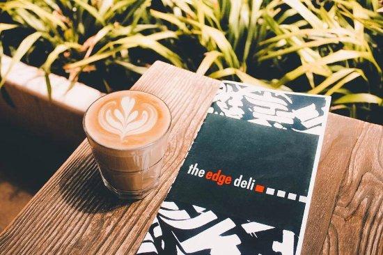 The Edge Deli: coffee