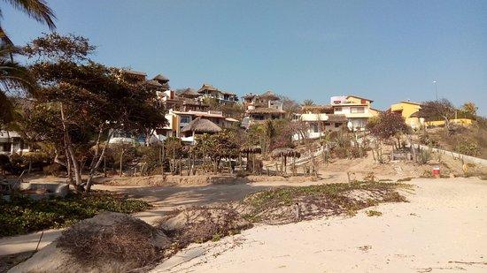 Salchi, Messico: Alrededores