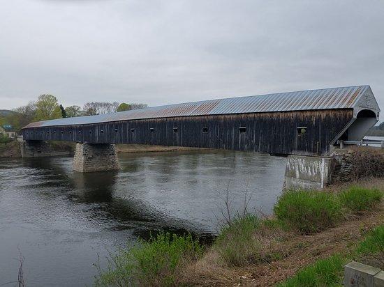 Cornish-Windsor Covered Bridge: 20170501_082655_large.jpg