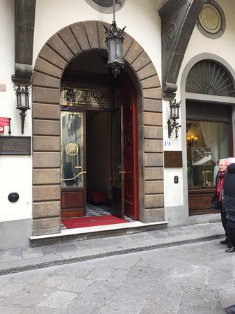 Picture of nh collection firenze porta rossa - Porta rossa hotel florence ...