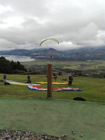 Paragliding Paraiso