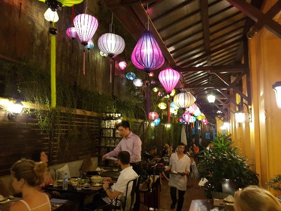 Home Hanoi Restaurant Incredibly Charming Atmosphere