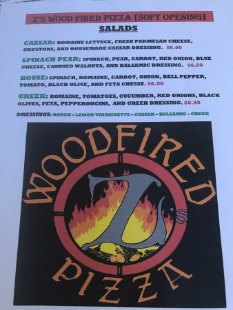 Z's Wood Fired Pizza: photo5.jpg