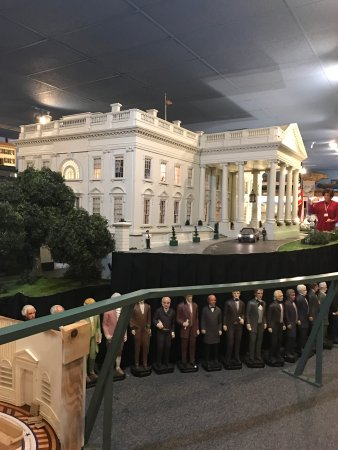 Presidents Hall of Fame Foto