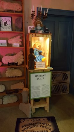Littleton, NC: Haunted Doll that moves on her own