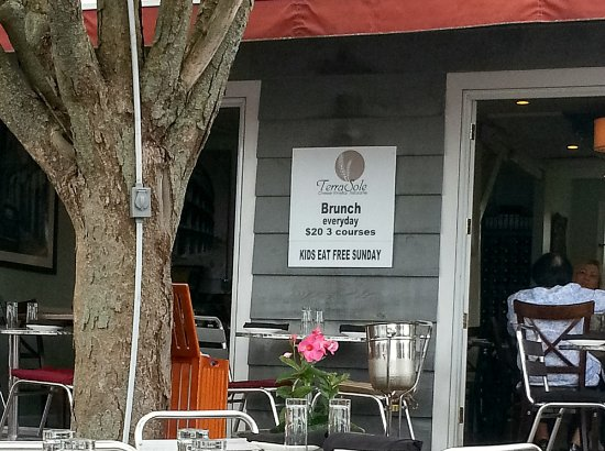 Ridgefield, CT: Brunch every day