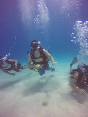 San Andres Divers: Buceo