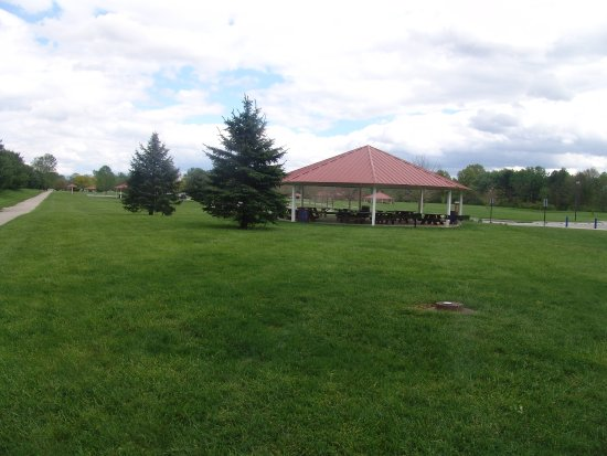 Brownsburg, IN: Again, more picnic area