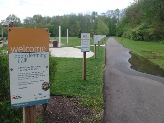 Brownsburg, IN: Jogging trail