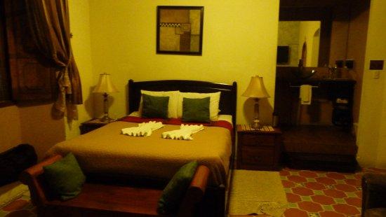 Hotel Palacio Chico 1850: Very spacious
