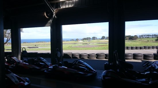 Ventnor, Australia: Look at the karts!