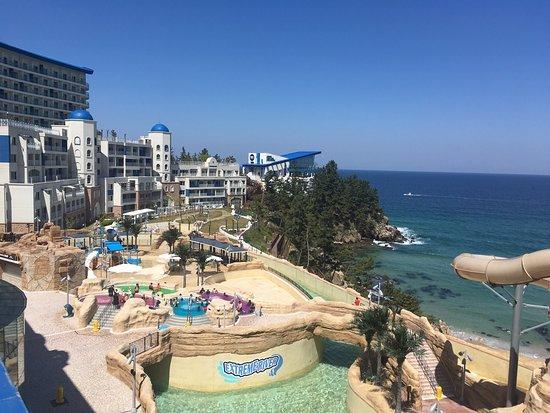 Daemyung Sol Beach Hotel And Resort Samcheok Zuid Korea Foto S Reviews En Prijsvergelijking Tripadvisor