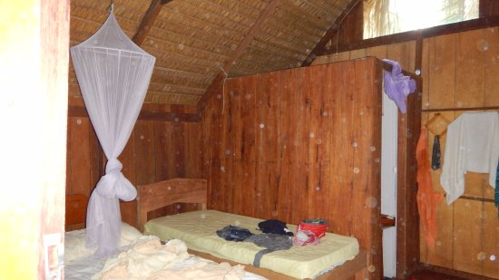 Careiro, AM: it is a simple bungalow but comfort enough for a great experience in the forest!