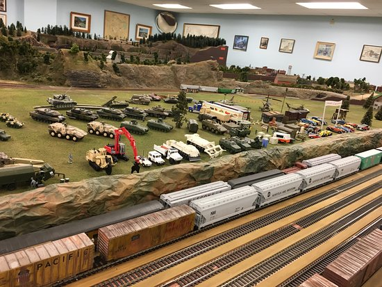 Hennepin Overland Railway Historical Society