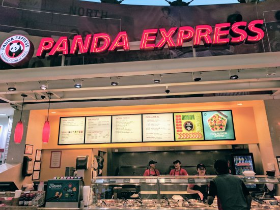The Chinese Kitchen At Stonebriar Centre Picture Of Panda