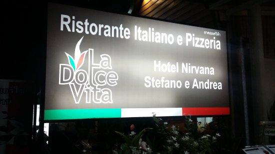 La Dolce Vita Restaurant: 20170425_203318_large.jpg