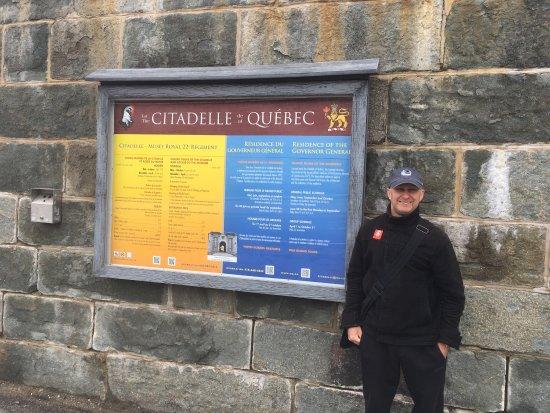 La Citadelle de Quebec: photo0.jpg