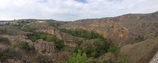 Hoces del Rio Duraton Natural Park: Vista