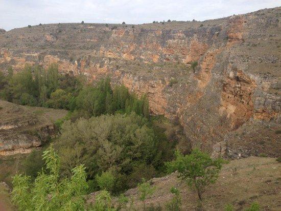 Hoces del Rio Duraton Natural Park: Vista 1