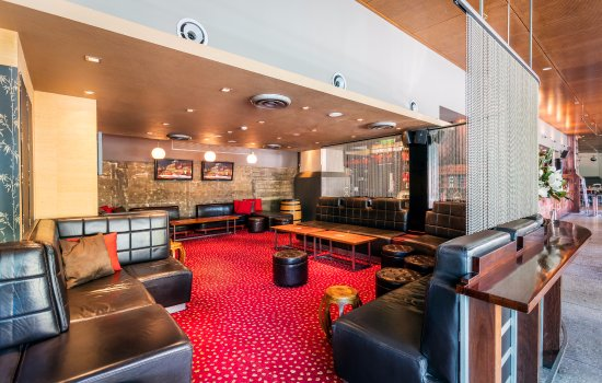 The Chill Lounge in the Shelter Bar perfect venue for a function