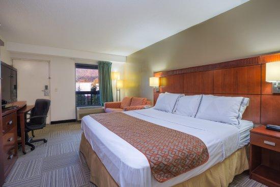 Nation's Inn: King Room