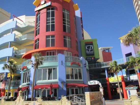 Oceanwalk Daytona Beach