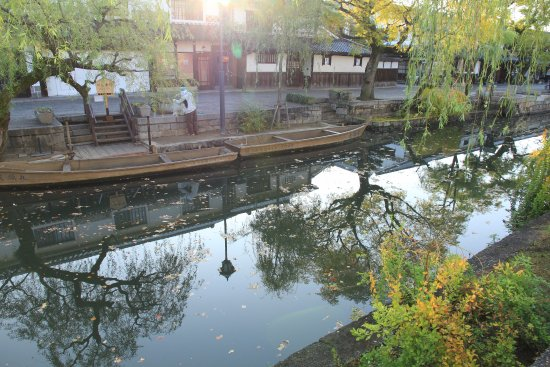 Kurashiki Bikan Historical Quarter: 倉敷美觀
