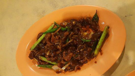 Wonderland Food Store: Kam Heong Mantis Prawn