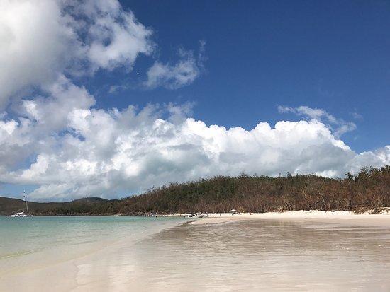 Der Vielleicht Schonste Strand Der Welt Whitehaven Beach