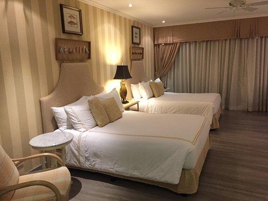 The Inn at Cliffhouse Tagaytay: Montauk point Room